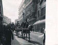 TANGER c. 1950 - Garde Noire du Mendoub Maroc - M44