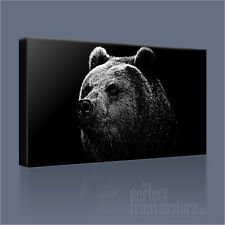 ORSO Grizzly splendida tela popolare Contemporanea Art print PICTURE ART Williams