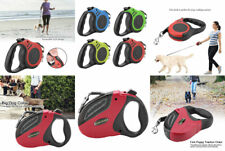 Lead Leash Walking Auto Retractable Traction Line 5M Pet Rope Dog Cat Puppy UK