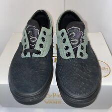 Vans Era Harry Potter Slytherin Skateboarding Casual Shoes Men 6 Womens 7.5 NEW