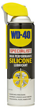 WD-40  SPECIALIST HIGH PERFORMANCE SILICONE LUBRICANT 300G/451ML