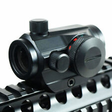 Tactical Holographic Red/Green Dot Sight Scope Rail Mounts for Rifle Airsoft
