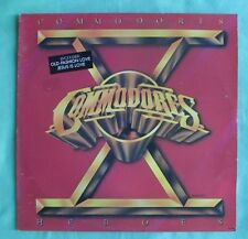 The Commodores 1980 Motown Lp - Heroes