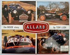 Allard: The Inside Story by Tom Lush (1977, Hardcover) 1st Edition