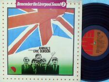 Eric Burdon & Animals ORIg JAP LP Remember the Liverpool sound Vol.3 VG+ '74 EMI