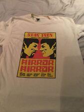 Star Trek Tshirt MIRROR MIRROR -  Large (Loot Crate Exclusive)