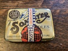 Songster Gramophone Needle Tin 200 Extra Loud Tone Sealed NOS