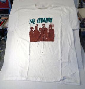 Vintage The Iguanas (Iggy Pop) Size XXL 50-52 T-Shirt!