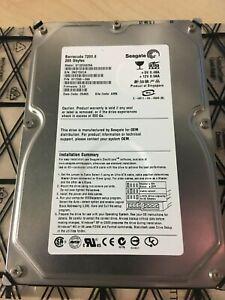 Seagate Barracuda 7200.8 200GB Ultra ATA / PATA Hard Disk Drive ST3200826A