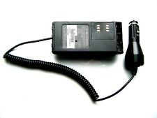 GENUINE MOTOROLA GP320 GP340 GP360 TWO WAY RADIO IN CAR BATTERY ELIMINATOR