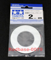 Tamiya 87177 Masking Tape for Curves 2mm width x20m for Model RC Tank