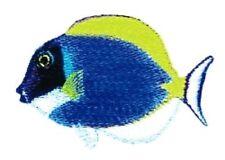 Embroidered Sweatshirt - Powder Blue Sturgeon BT3456 Sizes S - XXL