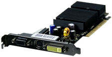 XFX NVIDIA GEFORCE 6200 PV-T44A-WANG AGP 256MB DDR2