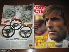 AUTOSPRINT 1981/34=GP F1 ZELTWEG=LAFITTE=MAURO NESTI OSELLA=