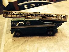 DINKY 969 TV EXTENDING MAST VEHICLE - RARE IN USA