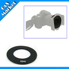 Square Filter 52mm Adaptor Ring for Cokin P Series
