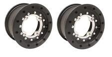 "Tech 3 Wheels BLACK Front Single Beadlock 10"" 10x5 3+2 4/144 Arctic Cat DVX400"
