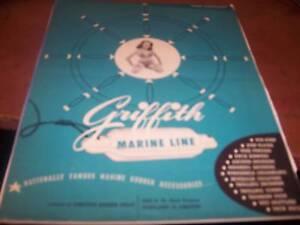 Griffith Marine Line 1959 Catalog