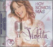 VIOLETTA HOY SOMOS MAS SEALED CD NEW 2013 MARTINA STOESSEL TINI