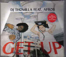 DJ Thomilla feat Afrob-Get Up cd maxi single