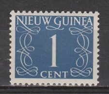 Indonesia Nederlands Nieuw Guinea 1 MLH 1950 ALL STAMPS NEW GUINEA FOR  SALE