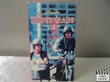 The Undergrads VHS Art Carney, Chris Makepeace; Walt Disney Home Video