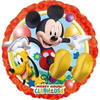 43cm Fiesta Cumpleaños Various Personajes Disney Metalizado Helio O AIRE Globo