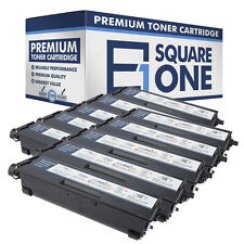 High Yield Toner Cartridge Replacement for Brother TN650 TN620 (Black, 10-Pack)