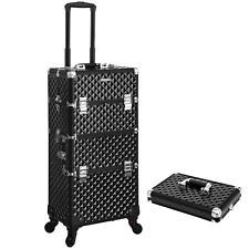 Kosmetikkoffer Trolley Make up Koffer Schminkkoffer Beauty Friseurkoffer JHZ04B