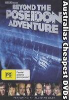 Beyond The Poseidon Adventure DVD NEW, FREE POSTAGE WITHIN AUSTRALIA REGION ALL