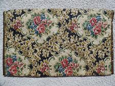 wasserfeste Tasche für Accessoires, mit Rosen, Blumen, verziert,  24 x 14½ cm