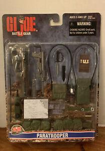 """2000 GI JOE Battle Gear For 12"""" -  PARATROOPER"""