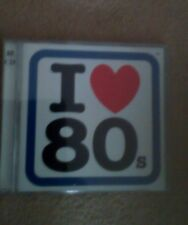 I Love 80s Double CD