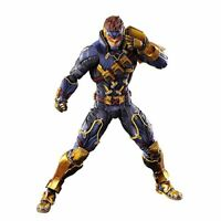 MARVEL COMICS VARIANT PLAY ARTS Cyclops X-MEN Figure?Square Enix W112×D53×H272mm