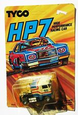 1982 Tyco HO Slot Car HP7 Kenworth Cabover Blue White Near Mint w/Package 6935