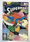 SUPERMAN #14 John Byrne, Kesel, 1987 1988, Green Lantern  FREE SHIPPING
