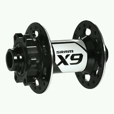 SRAM X9 Front HUB 6 bolt disc 32H 20mmX110mm