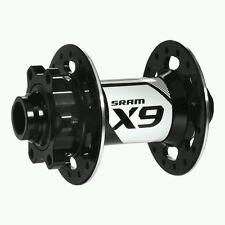 SRAM X9 Front HUB 6 bolt disc 32H 20mmX110mm