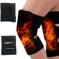 1Pair Self Heating Knee Pads Magnetic Knee Brace Support Belt Pain Relief