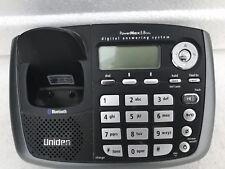 Uniden Elbt595 5.8Ghz Main Base Unit no Ac Adapter