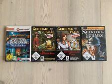4 Wimmelbild-Spiele (PC CD-Rom), Deutsch