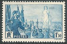 France1936 Universal Peace blue 1f.50c mint SG561