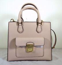 Michael Kors Bridgette Ballet Saffiano Leather Small Messenger Bag
