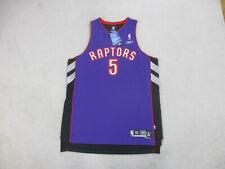 NEW Reebok Jalen Rose Toronto Raptors Basketball Jersey Adult Extra Large Purple