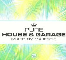 Pure House And Garage 2 (Mixed By Majestic) - Various (NEW 3CD)