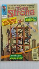 Tom Strong #21 October 2003 America's Best Comics Moore Ordway Story