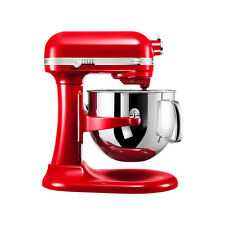KitchenAid 6,9 L Artisan Küchenmaschine 5KSM7580XEER Empire rot