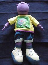 Official The Tweenies Milo Morbido Peluche Bambola Hasbro GIOCATTOLI prodotta nel 1998 vintage