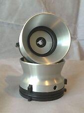 Aluminium NAB Hub adapters for Studer Revox Tascam Akai MADE/ASSEMBLED IN USA