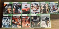 xbox 360 games lot buy now. Includes Call Of Duty And Fight Night Round 4.